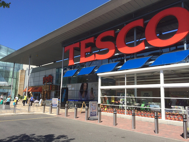 Tesco ecommerce growth slows, but sales continue upwards overall