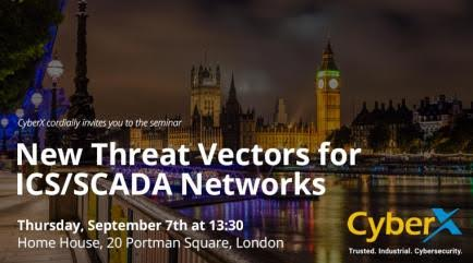 New Threat Vectors for ICS/SCADA Networks