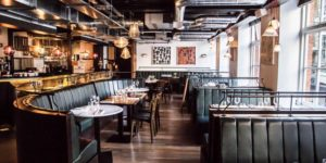 Heddon Street Kitchen Room