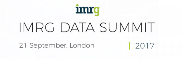 IMRG Data Summit